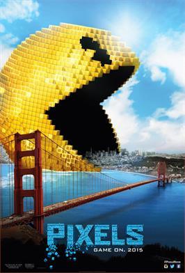 2471CB - Pixels-Película en Español Latino (700mb) - Off Topic
