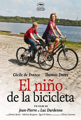 60b59a340 El niño de la bicicleta. Trailer