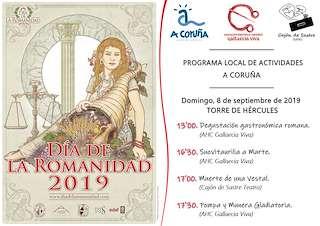 Fiestas En A Coruña Ferias Romerías Y Festivales