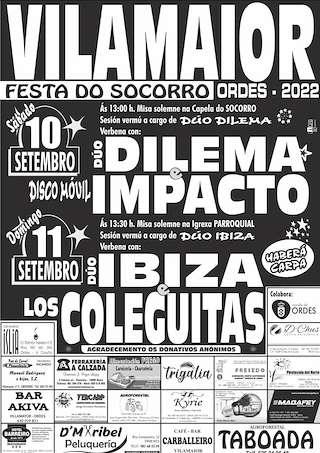 Calendario Romerias Gran Canaria 2020.Fiestas En Ordes Ferias Romerias Y Festivales
