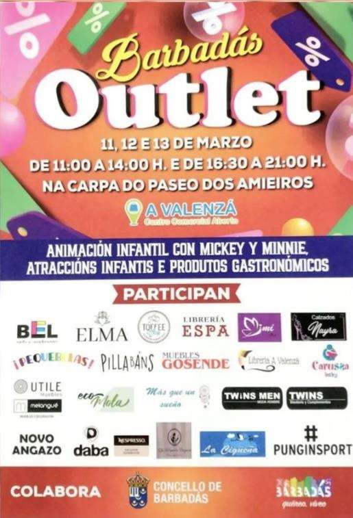 III Barbadás Outlet