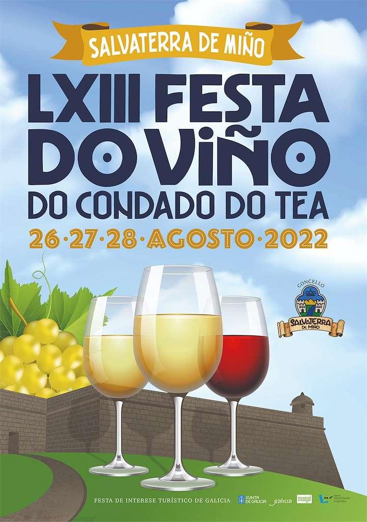 LX Festa do Viño do Condado (2019) en Salvaterra do Miño