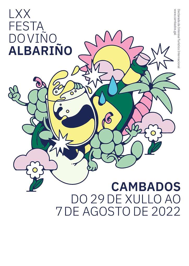 LXVII Festa do Albariño (2019) en Cambados