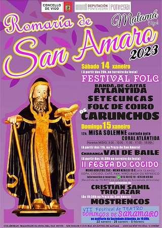 Fiestas en Vigo, ferias, romerías y festivales