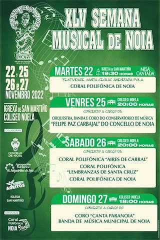 Calendario Romerias Gran Canaria 2020.Fiestas En Noia Ferias Romerias Y Festivales