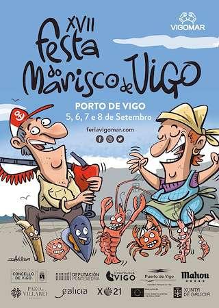 Calendario Festivos Vigo 2020.Fiestas En Vigo Ferias Romerias Y Festivales