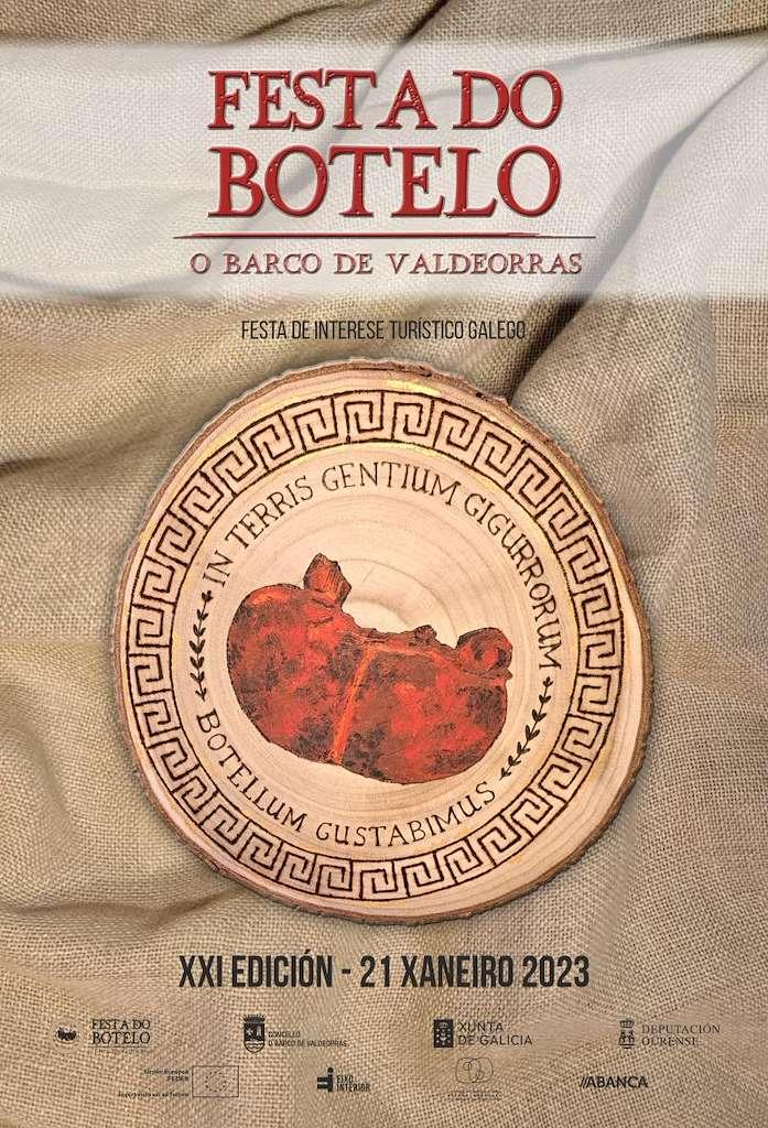 XX Festa do Botelo (2020) en O Barco de Valdeorras