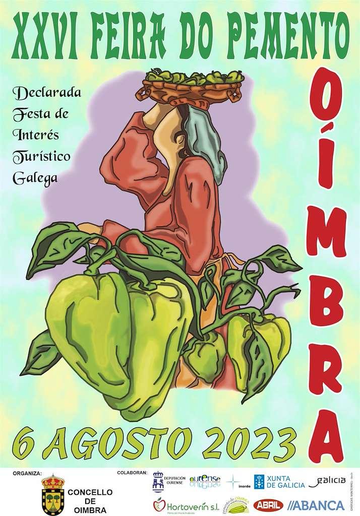 XXII Feira do Pemento  (2019) en Oímbra