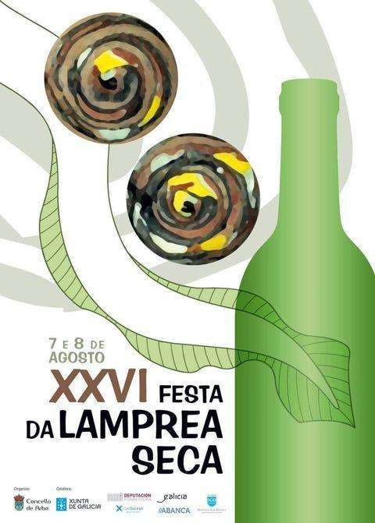 XXIV Festa da Lamprea Seca e do Peixe do Río Miño (2019) en Arbo