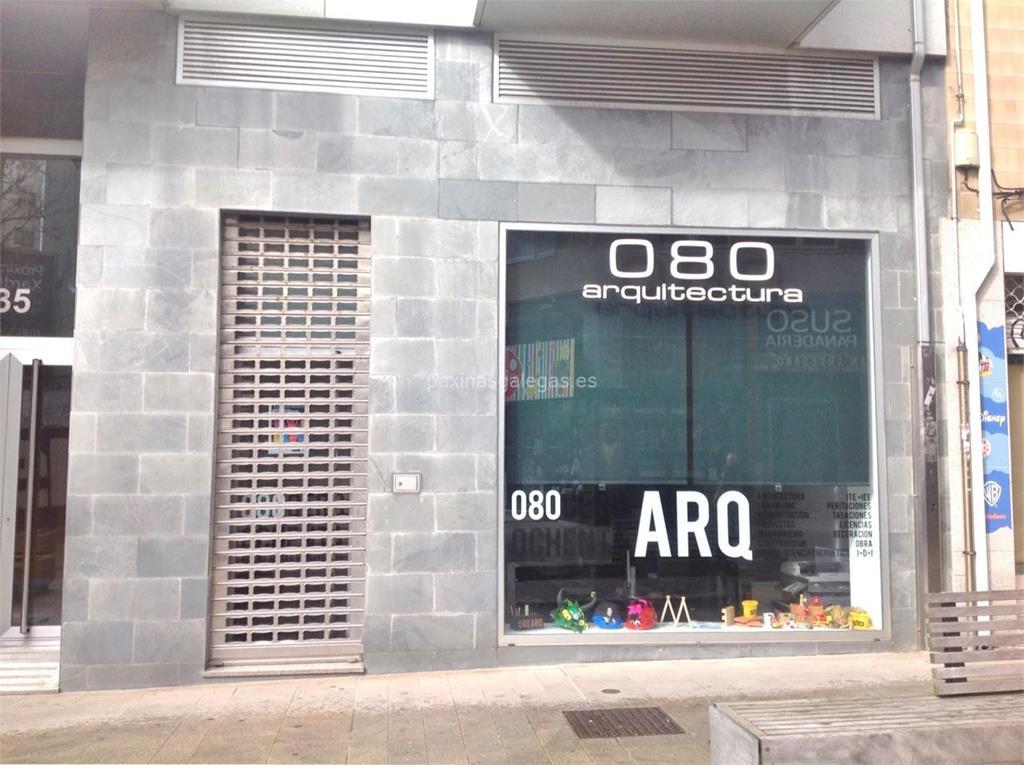080 arquitectura a coru a