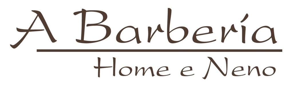 logotipo A Barbería (Salerm)