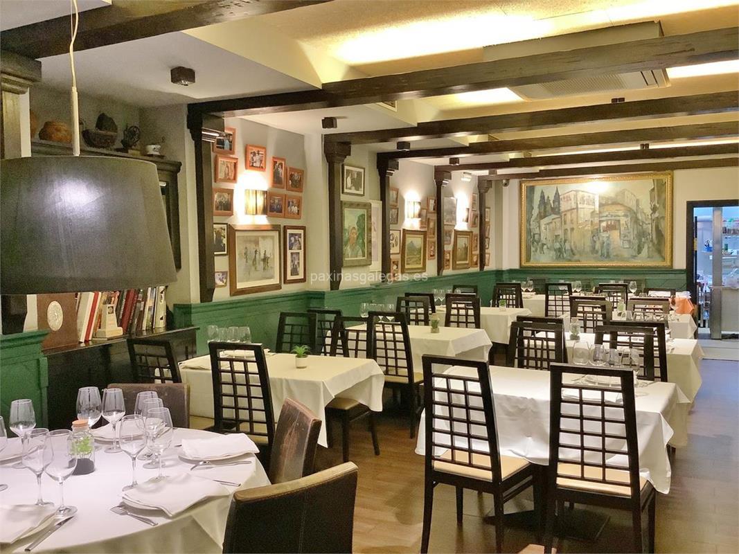 Restaurante Marisquería A Barrola en Santiago