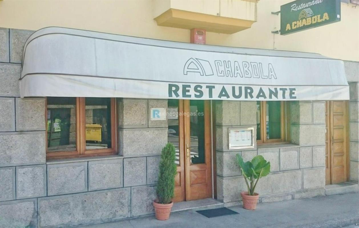 Restaurante A Chabola En Ribadavia