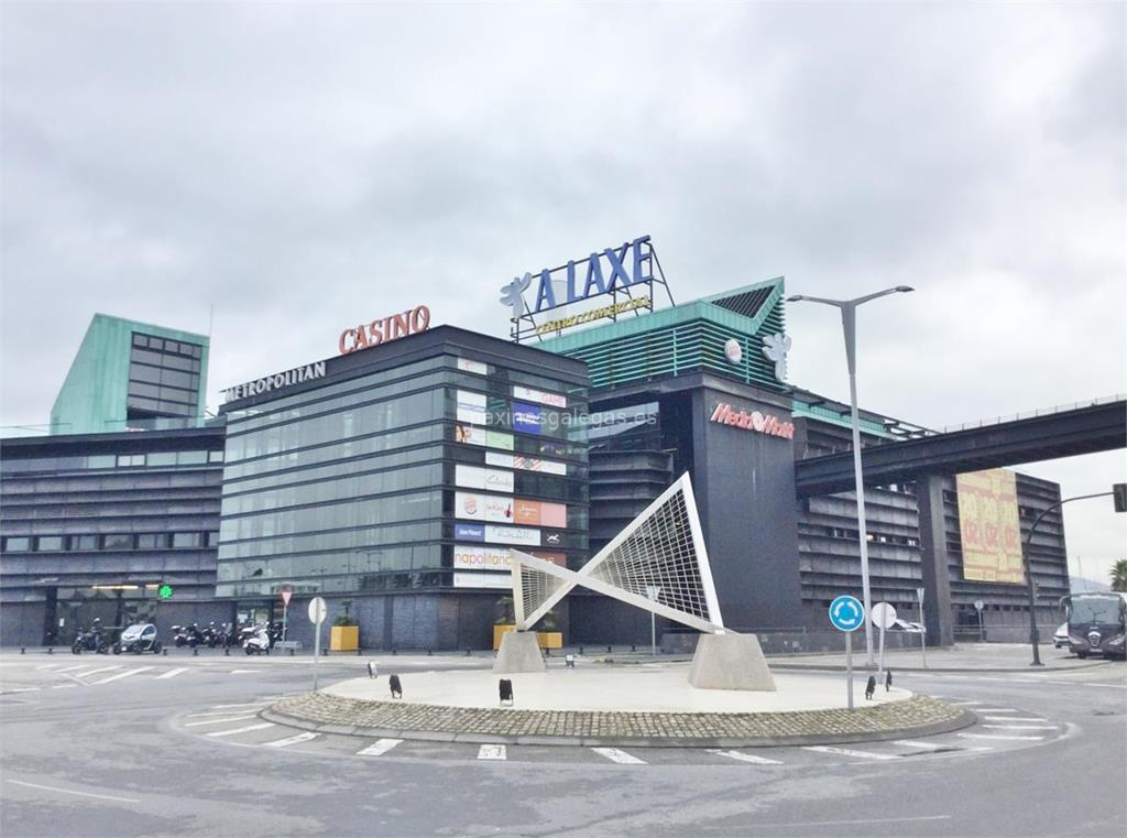 Centro Comercial A Laxe en Vigo