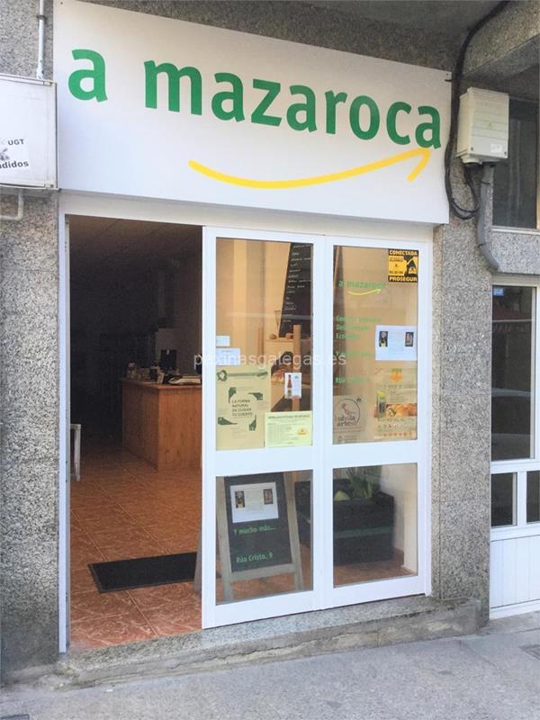 Tienda Ecologica A Mazaroca En Vigo