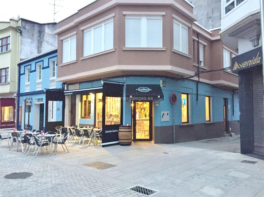 Bar Cafetería A Nova Ferradora En Carballo