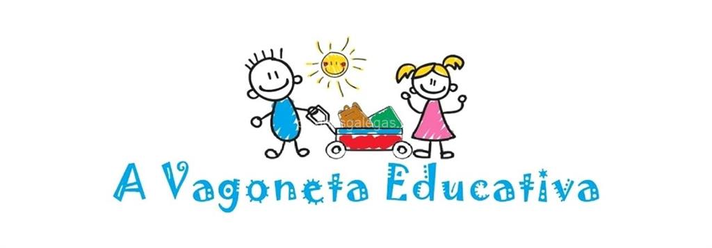 logotipo A Vagoneta Educativa