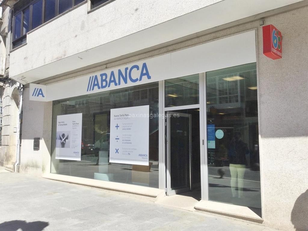 Abanca a estrada for Codigos oficinas bancarias