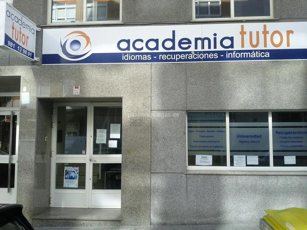 Academia Tutor - A Coruña
