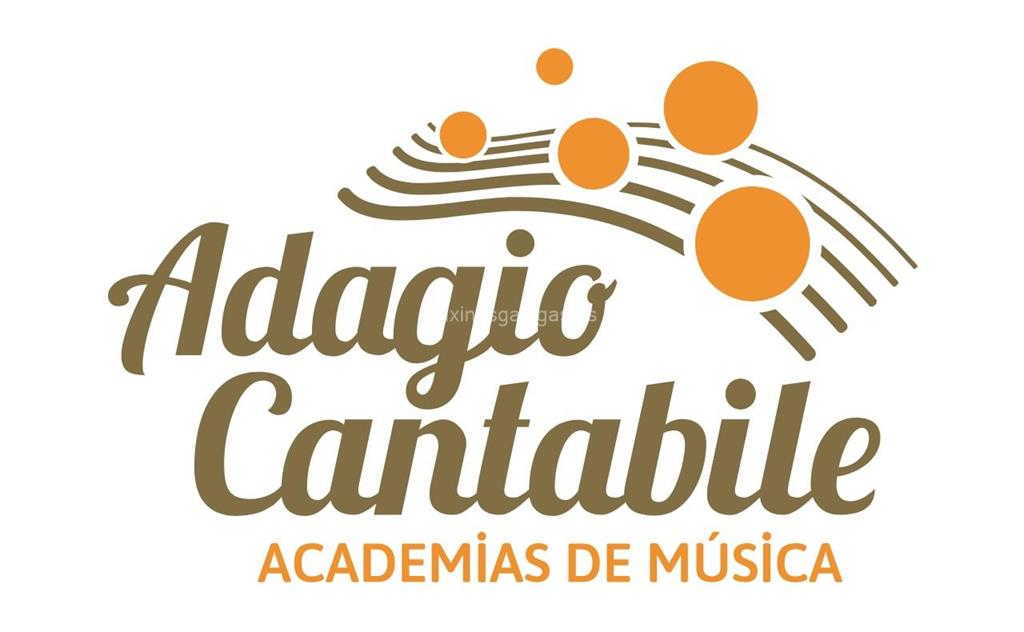logotipo Adagio Cantabile