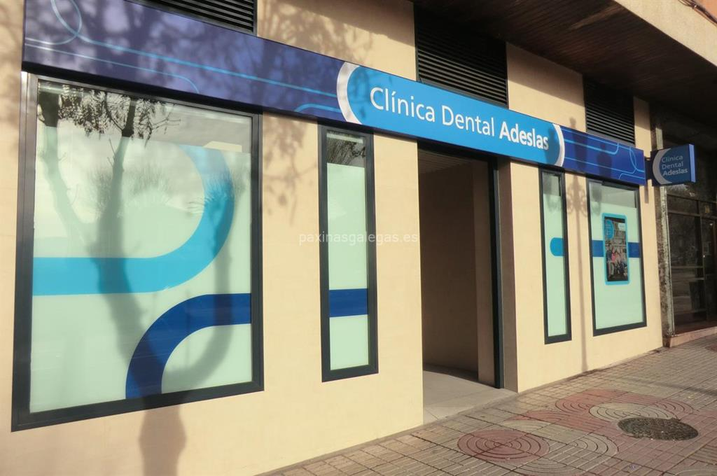 Clínica Dental Adeslas Dental En Vigo Avda Gran Vía 160