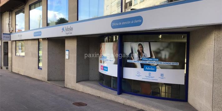 Adeslas Segurcaixa Pontevedra