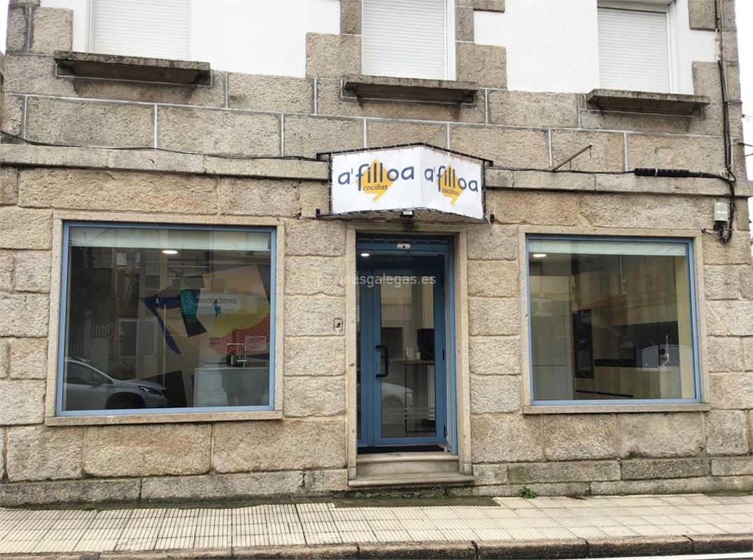 Muebles de Cocina y Baño - Afilloa Cocina - Vigo