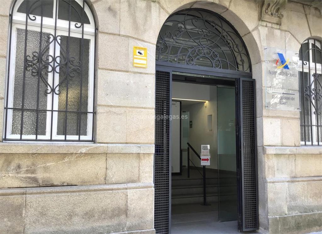 Agencia Tributaria Delegación Provincial Hacienda En Lugo