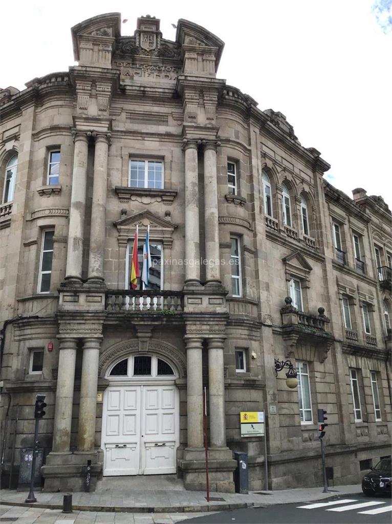 Agencia Tributaria Hacienda Ourense En Ourense