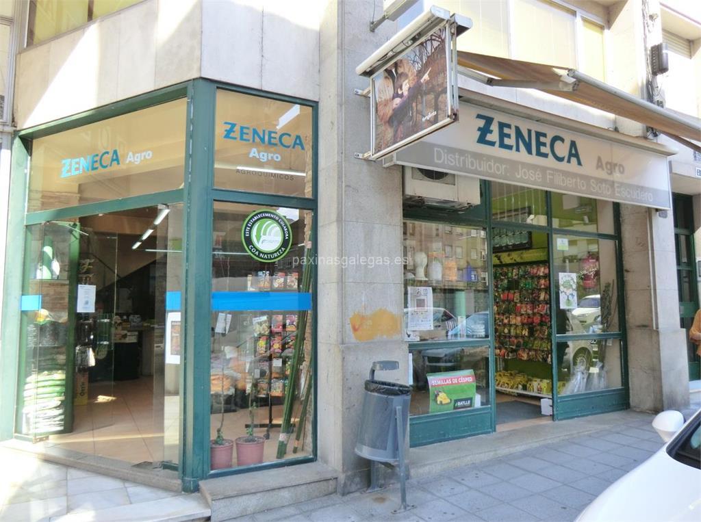 Agro reza s l ourense for Viveros ourense