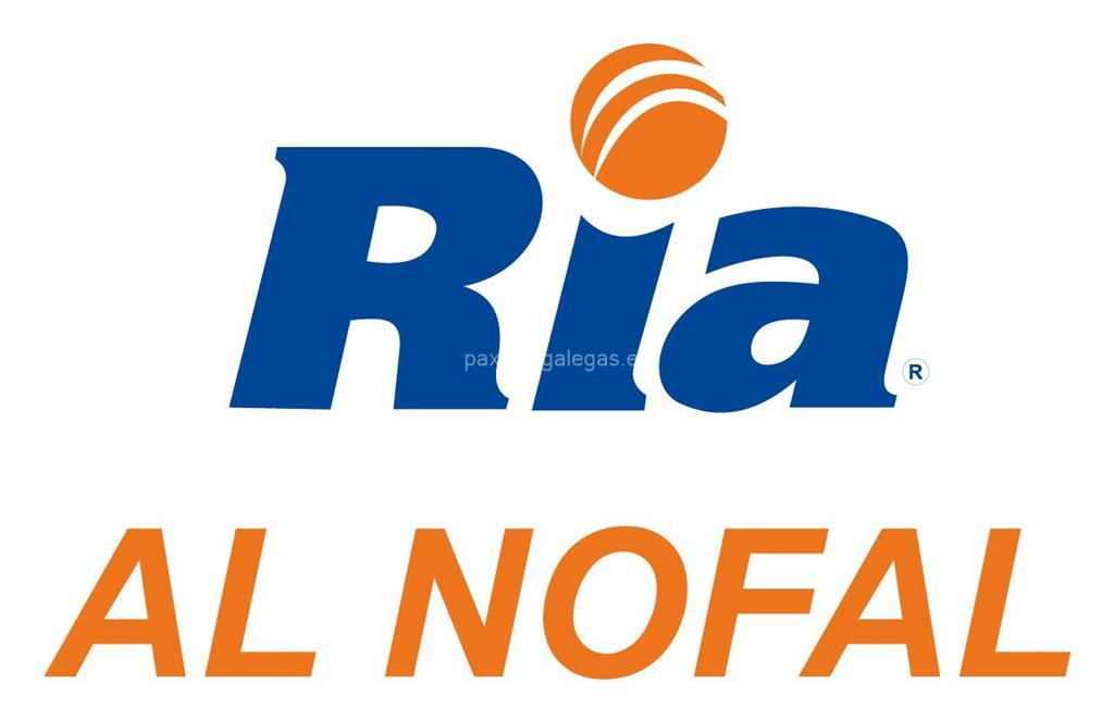 Logotipo Al Nofal Ria Money Transfer