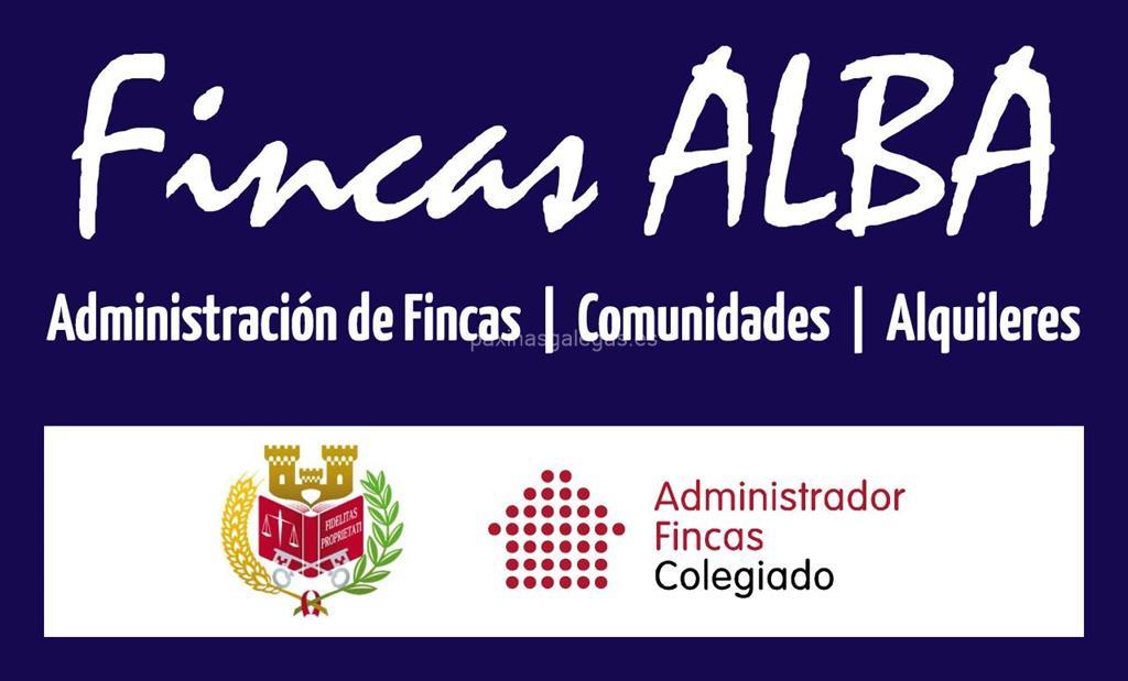 Alba administraci n de fincas a coru a for Administracion de fincas torrevieja