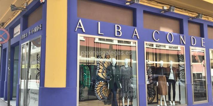best service cb987 7fc46 Boutique - Alba Conde - Lugo