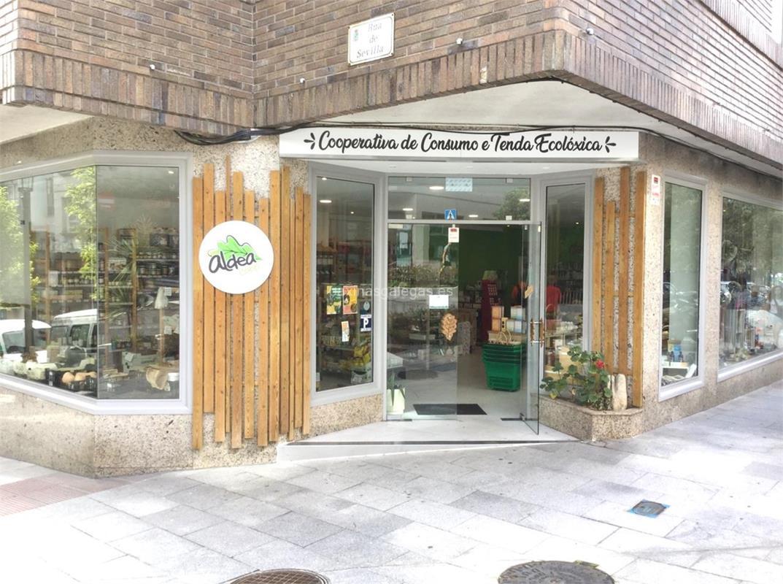 Tienda Ecologica Aldea Cooperativa En Vigo