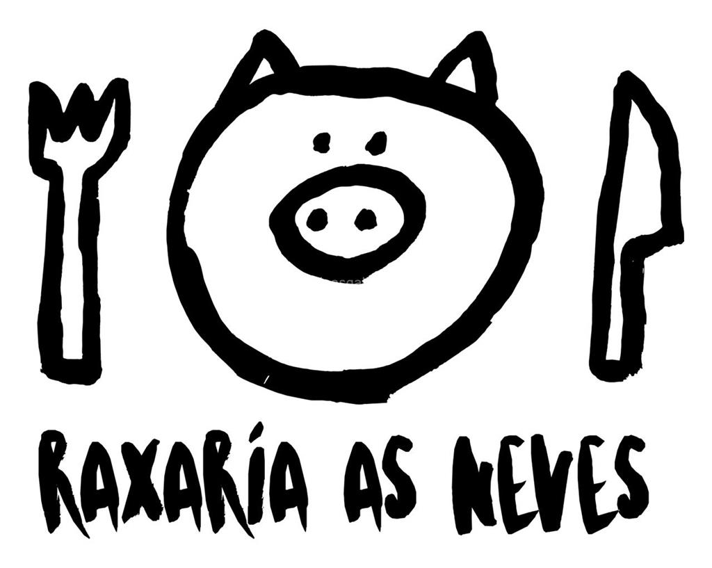 logotipo As Neves Raxaría