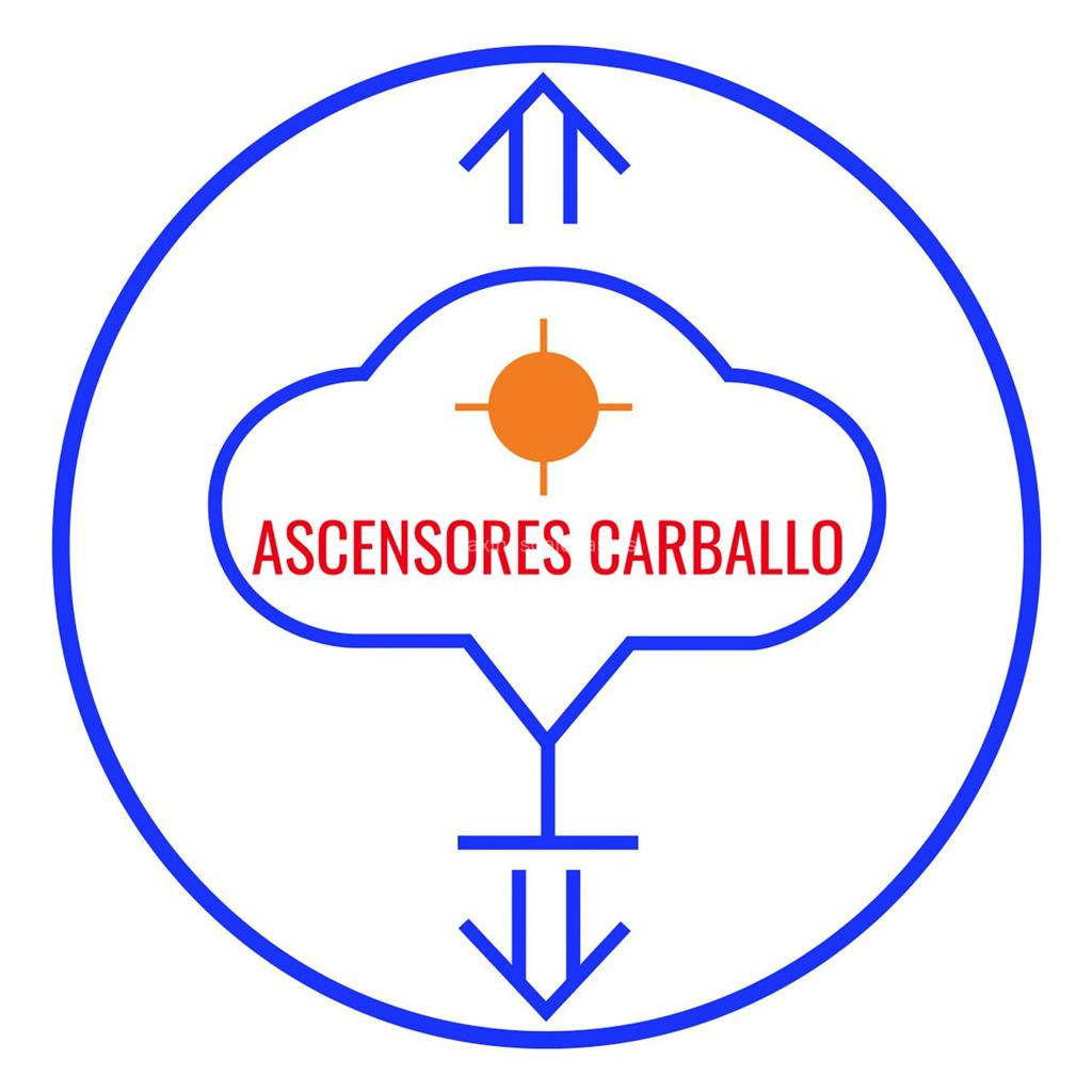 logotipo Ascensores Carballo