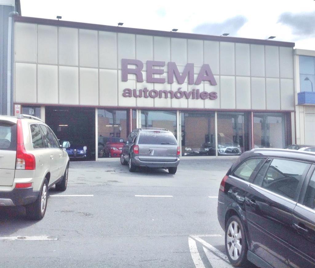 Automóviles Rema - A Coruña
