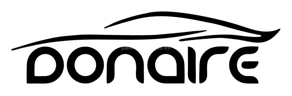 logotipo Autos Donaire