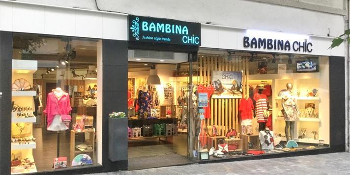 3290c1a91026 Tiendas de ropa Bambina Chic Santiago de Compostela
