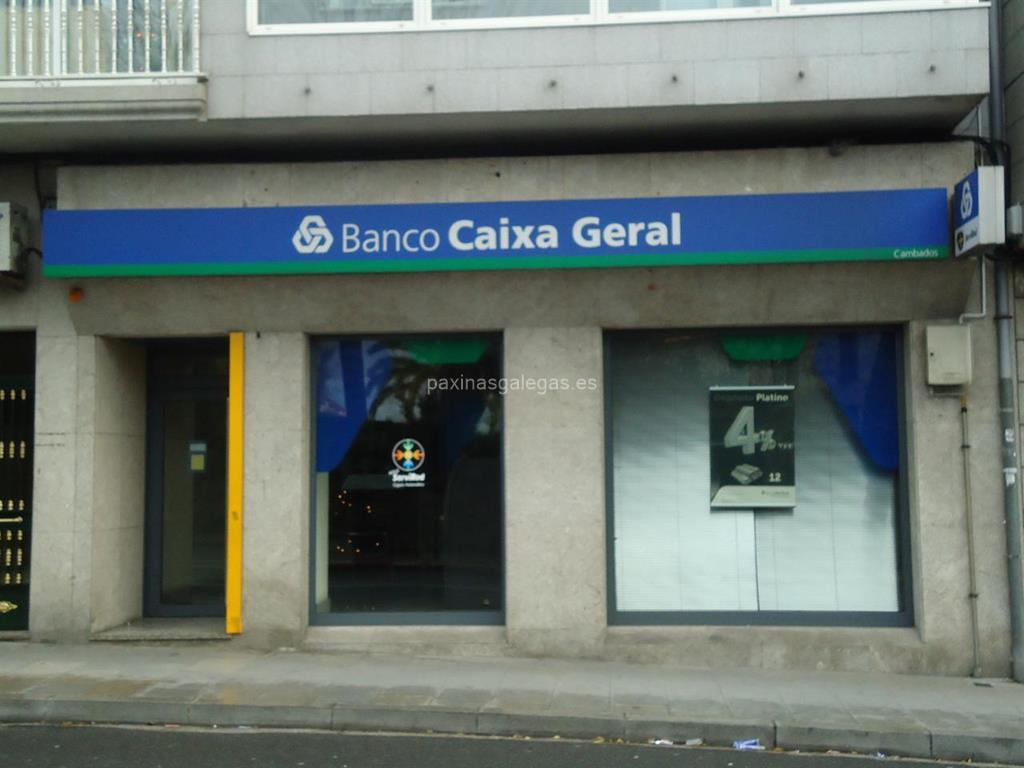 Banco caixa geral cambados for Banco galicia busca cajeros
