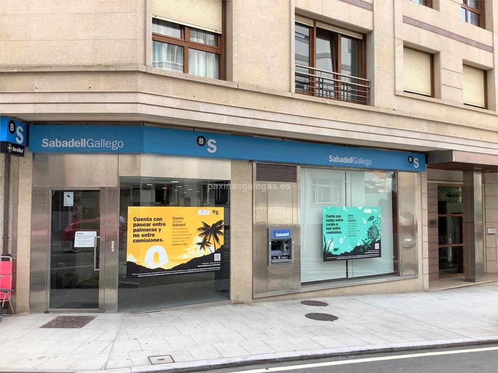 Banco sabadell gallego sanxenxo cesteiros 16 esq c for Horario oficinas sabadell