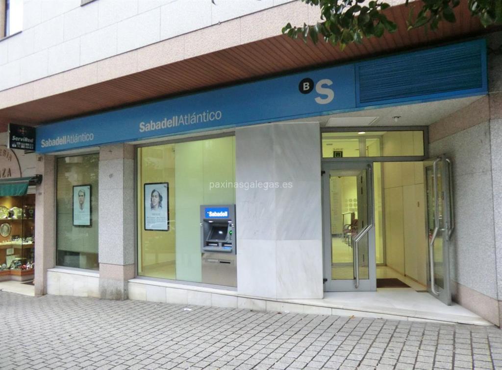 Banco sabadell gallego vigo avda camelias 122 for Oficinas banco pastor vigo