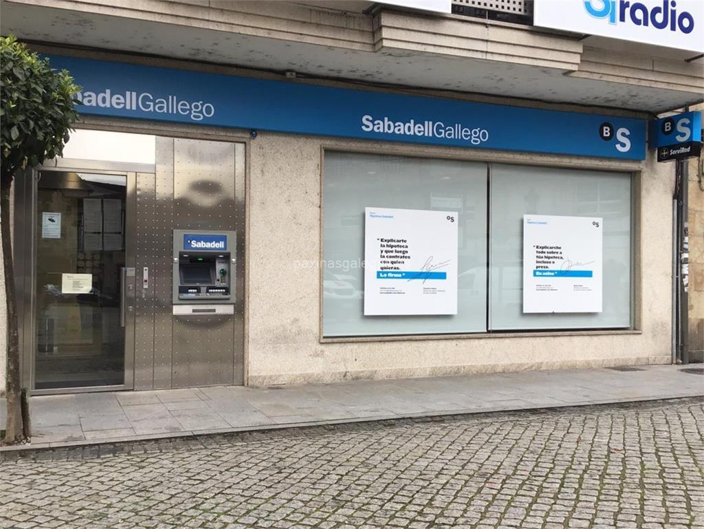 Banco sabadell gallego ponteareas for Horario oficinas sabadell