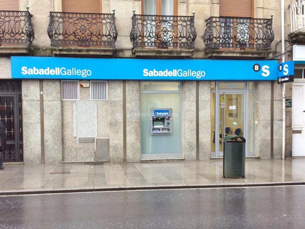 Banco sabadell gallego redondela for Horario oficinas sabadell