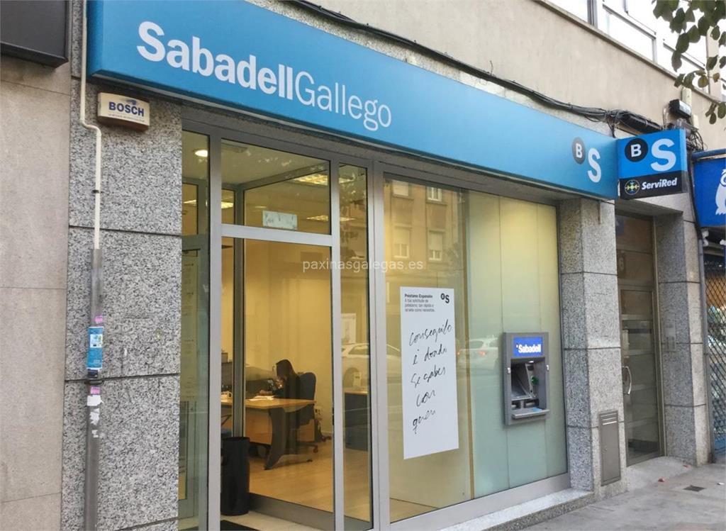 Banco sabadell gallego vigo avda florida 6 bajo for Horario oficinas sabadell
