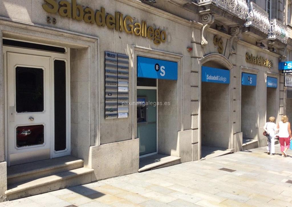 Banco sabadell gallego vigo col n 26 bajo for Horario oficinas sabadell