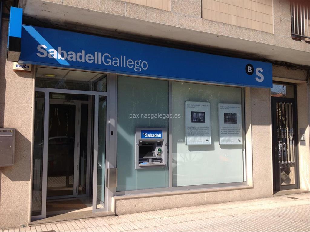 Banco sabadell gallego padr n for Oficina correos sabadell