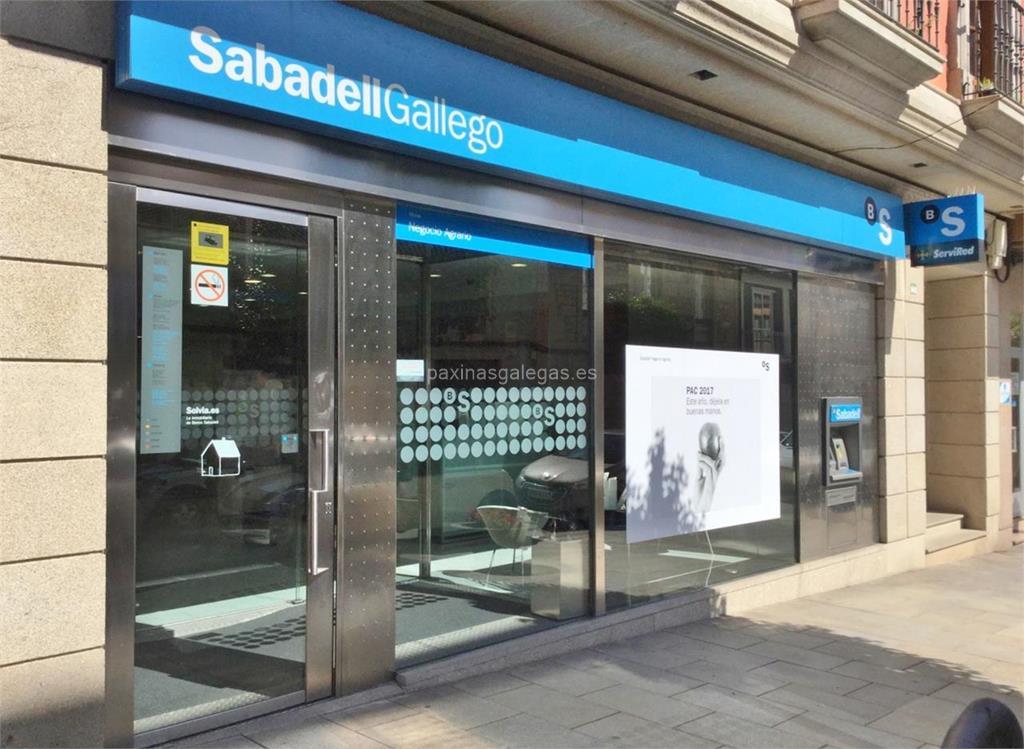 Banco sabadell gallego lal n for Buscador oficinas sabadell