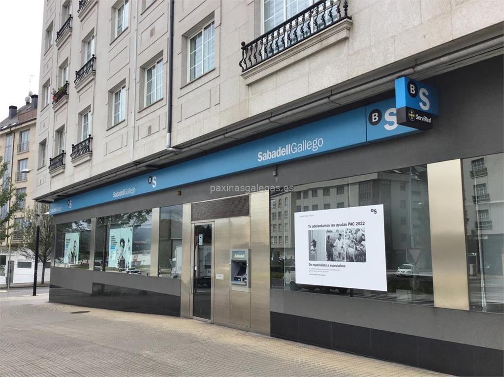 Banco sabadell gallego ferrol estr de castela 291 for Horario oficinas sabadell