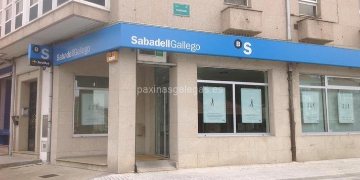 Banco sabadell gallego ames avda da mah a 21 bajo for Oficina correos sabadell